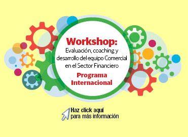 Workshop Coaching y desarrollo del equipo comercial